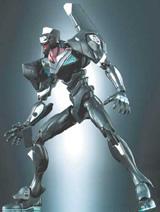Neon Genesis Evangelion: Unit-03 Black Die Cast Action Figure
