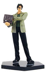Metal Gear Solid 2 Series 1 Hal Emmerich Mini Figure
