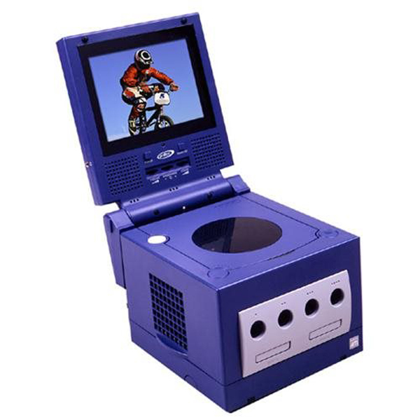 GameCube GameScreen LCD Monitor by Intec