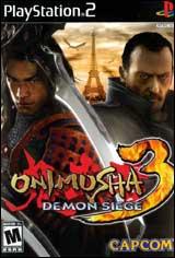 Onimusha 3: Demon Siege with Katana The Soul Controller