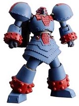 Giant Robo Revoltech Action Figure