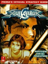 Soul Calibur Official Strategy Guide