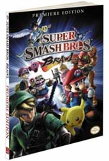 Super Smash Bros. Brawl Premiere Edition Strategy Guide
