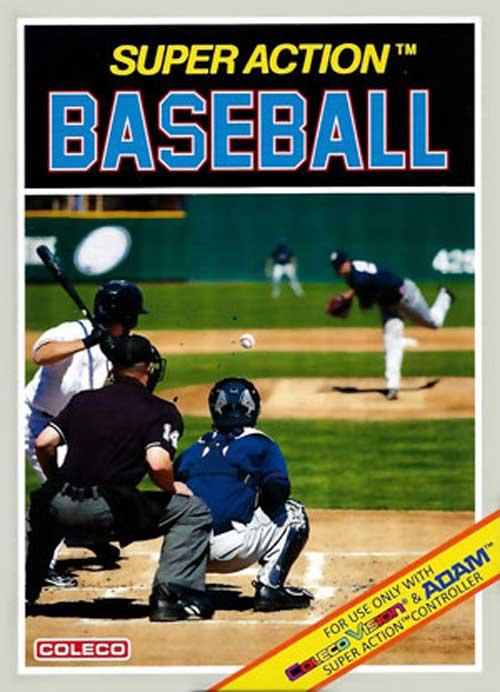Super Action Baseball
