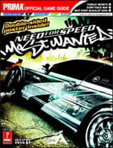 Need for Speed: Most Wanted Official Strategy Guide Book