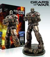 Gears of War: Marcus Fenix Cold Cast Bronze Statue