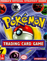 Pokemon Trading Card Game Official Strategy Guide Book