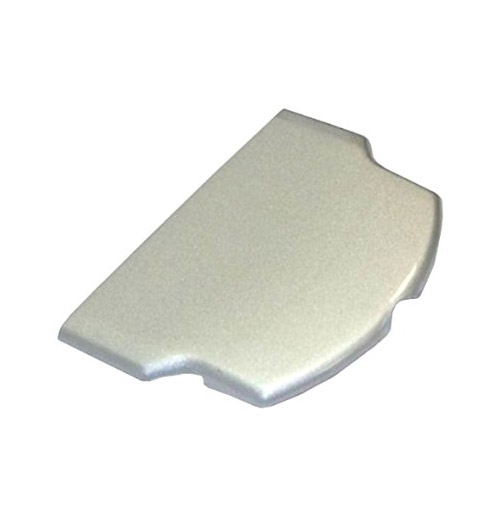 PSP Slim/3000 Replacement Battery Cover (Silver)
