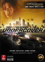 Need for Speed Undercover Official Game Guide