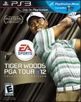 Tiger Woods PGA Tour 12 Collector's Edition
