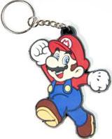 Nintendo Mario Jump Keychain
