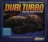 Sega Genesis Dual Turbo Wireless Remote System