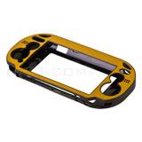 PlayStation Vita Aluminum Hard Case Gold