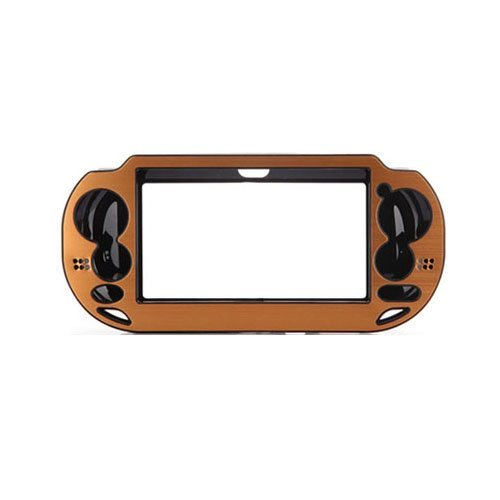 PlayStation Vita Aluminum Hard Case Gold