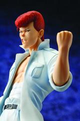 Yu Yu Hakusho Kazuma Kuwabara ArtFX J Statue