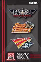 Neo Geo X Classics: Volume 4