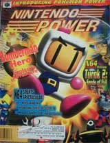 Nintendo Power Volume 111 Bomberman Hero