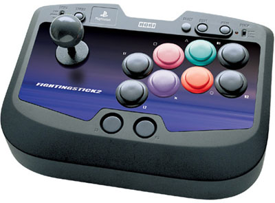 Playstation Arcade Fighting Stick V2 (Hori)