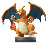 amiibo Charizard Super Smash Bros.