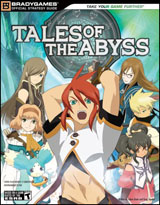 Tales of the Abyss Official Strategy Guide Book