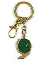 Legend of Zelda Kokiri's Emerald Keychain