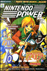 Nintendo Power Volume 144 Legend of Zelda: Oracle of Ages