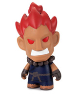 Street Fighter Akuma 7 Inch Vinyl Figure