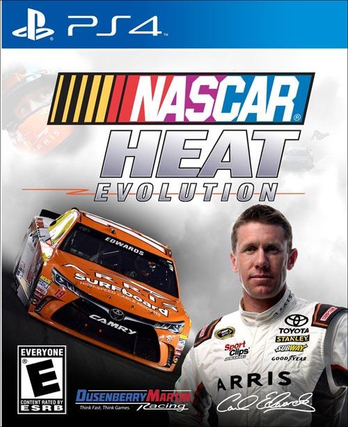 Nascar: Heat Evolution