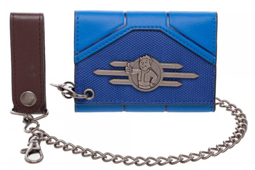 Fallout Vault Boy Chain Wallet