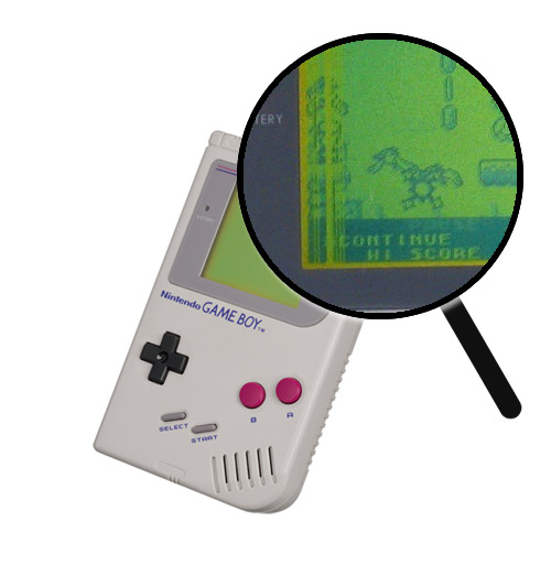 Game Boy Repairs: Dead Pixel Repair Service