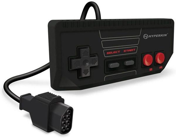 NES Cadet Premium Controller Black