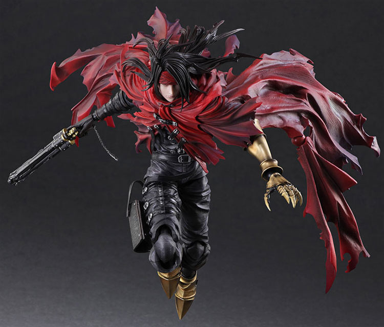 Dirge of Cerberus Final Fantasy VII: Vincent Play Arts Kai Figure
