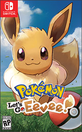 Pokemon: Let's Go Eevee!