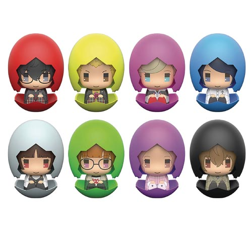 Persona 5: The Animation Series 01 Piyokuru Figures BMB
