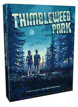 Thimbleweed Park Big Box Edition