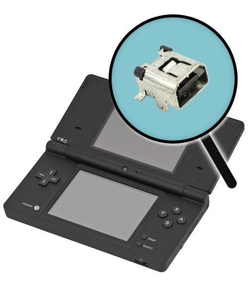 Nintendo DSi Repairs: Charging Port Replacement Service