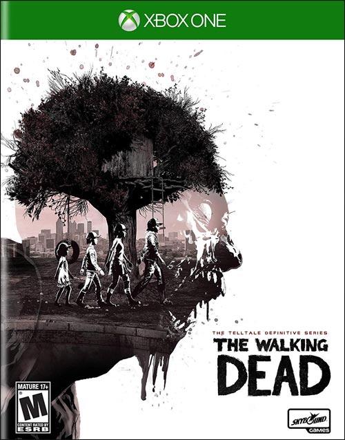 Walking Dead: The Telltale Definitive Series