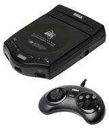 Sega CDX Refurbished System - Grade A