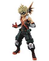 My Hero Academia Katsuki Bakugo Texture Figure