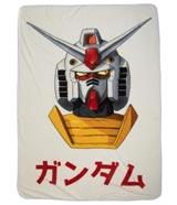 Mobile Suit Gundam RX-78 Fleece Throw