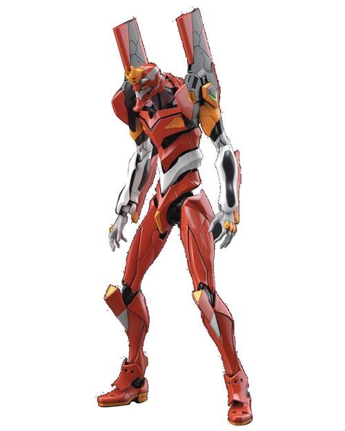 Evangelion 2.0: Eva Production Model-02 Real Grade Model Kit
