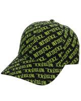 Beetlejuice Logo All Over Print Adjustable Hat