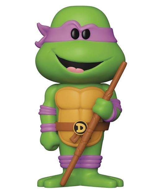 Vinyl Soda Teenage Mutant Ninja Turtles Donatello Figure