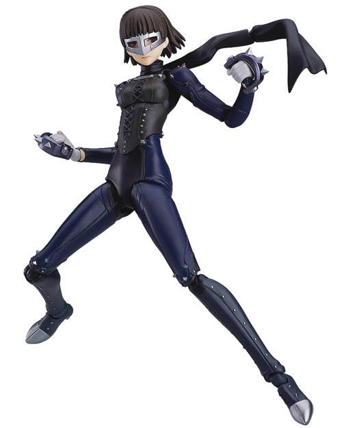 Persona 5 Queen Figma Action Figure