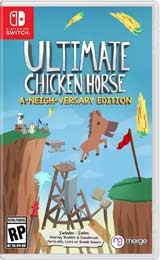 Ultimate Chicken Horse A-Neigh-Versary Edition