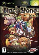 BlackStone Magic & Steel