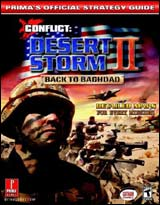Conflict Desert Storm II Offical Strategy Guide