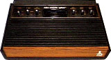 Atari 2600 System (Deck Only)