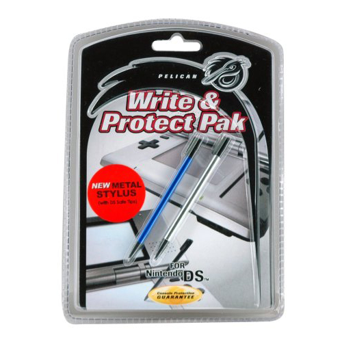 Nintendo DS Write & Protect Pak by Pelican