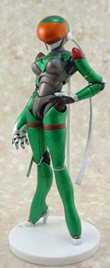 Bubblegum Crisis Linna Action Figure